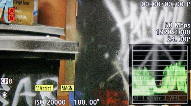 Quick Look: Canon EOS C300 LSS 1080p Camcorder 153