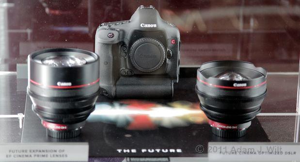 Quick Look: Canon EOS C300 LSS 1080p Camcorder 157