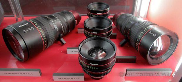 Quick Look: Canon EOS C300 LSS 1080p Camcorder 141