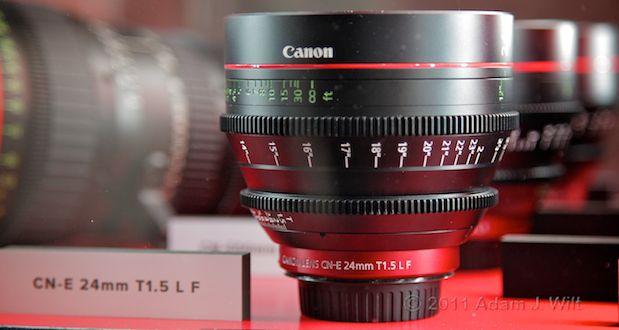 Quick Look: Canon EOS C300 LSS 1080p Camcorder 142