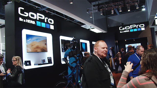 The Sights and Sounds of CES 2014 66