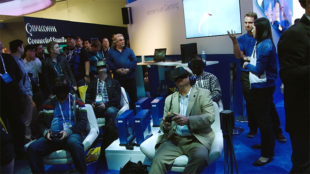 The Sights and Sounds of CES 2014 73