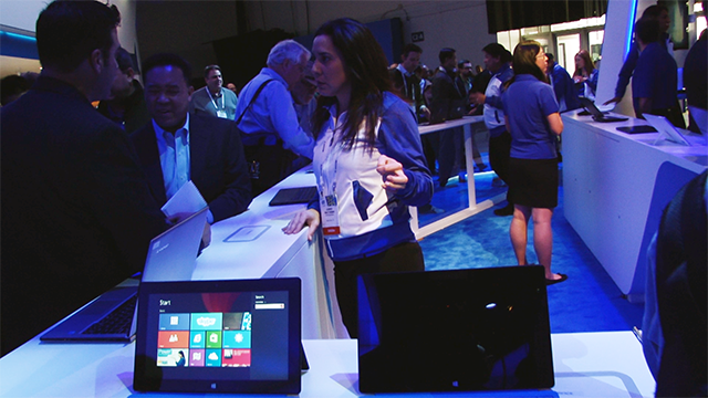 The Sights and Sounds of CES 2014 74