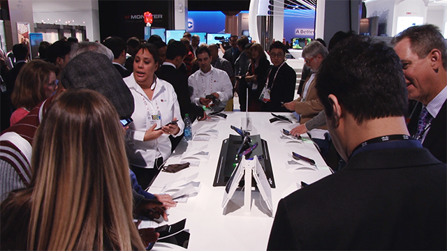 The Sights and Sounds of CES 2014 71