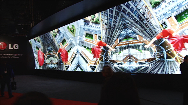 The Sights and Sounds of CES 2014 72