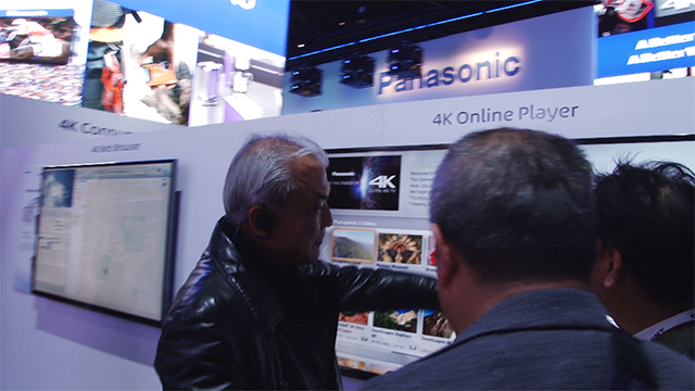 The Sights and Sounds of CES 2014 59