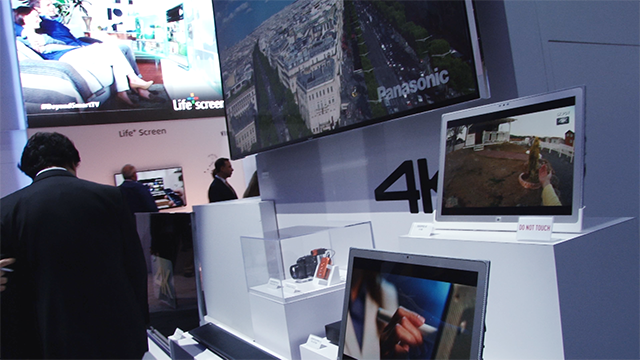 The Sights and Sounds of CES 2014 60