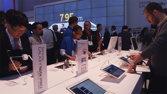The Sights and Sounds of CES 2014 55