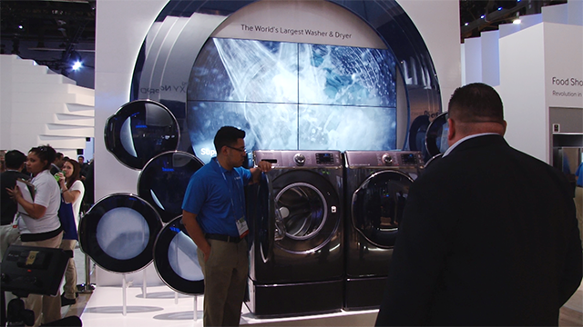 The Sights and Sounds of CES 2014 58