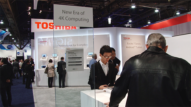 The Sights and Sounds of CES 2014 68