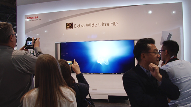 The Sights and Sounds of CES 2014 69