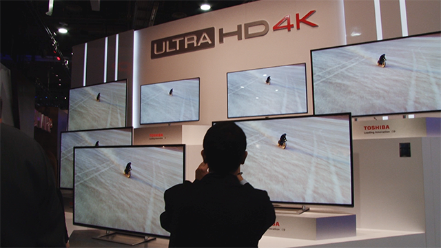 The Sights and Sounds of CES 2014 70