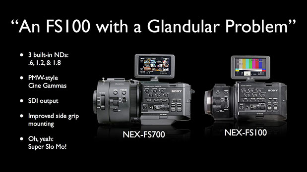 High Speed and Low Light with the NEX-FS700 58