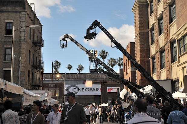 Cine Gear Expo 2009 96