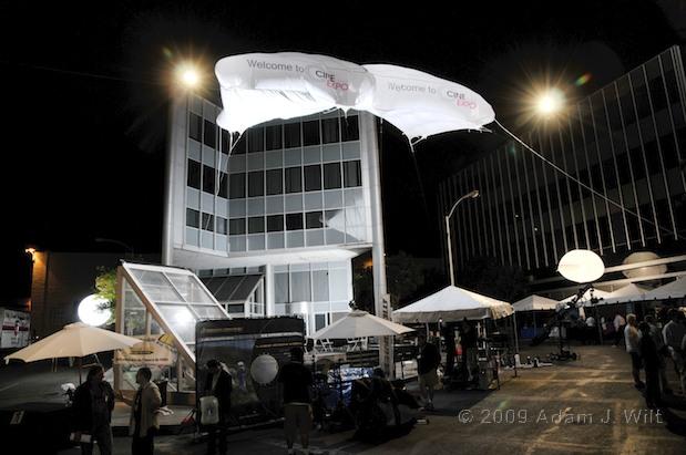 Cine Gear Expo 2009 130