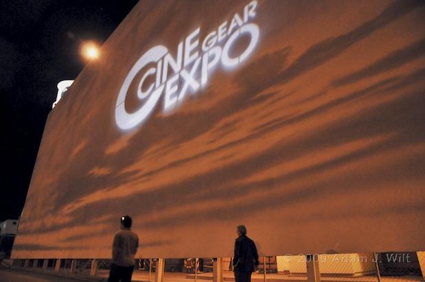 Cine Gear Expo 2009 131