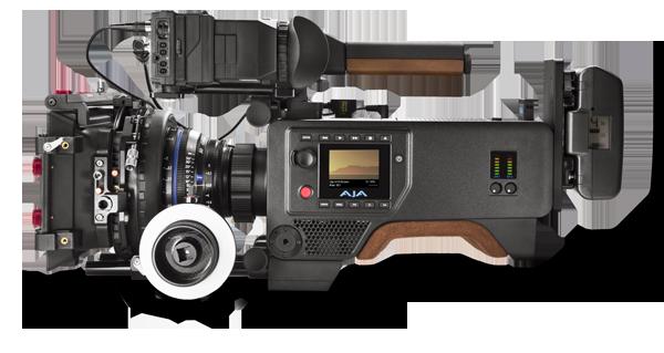 AJA Debuts CION: 4K/UHD/2K/HD Professional Camera 4