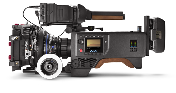 AJA Announces Ship Date for the CION Production Camera 3