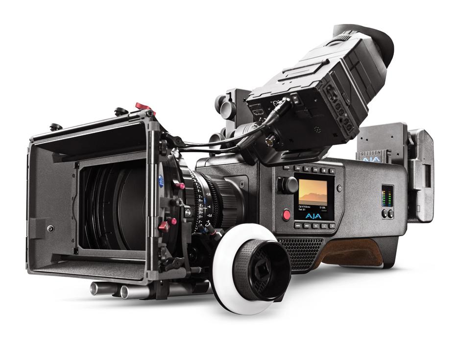 AJA CION 4K/UltraHD/2K/HD Production Camera Now Shipping 3