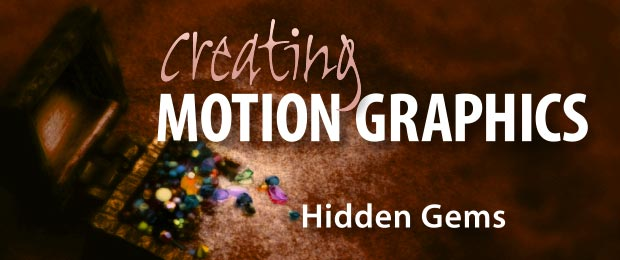 CMG Hidden Gems: Chapter 37B and 37C - Expressions and Scripting Bonus Chapters 25
