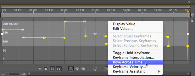Creating Motion Graphics with After Effects Hidden Gems: Chapter 4 - Keyframe Velocity 36