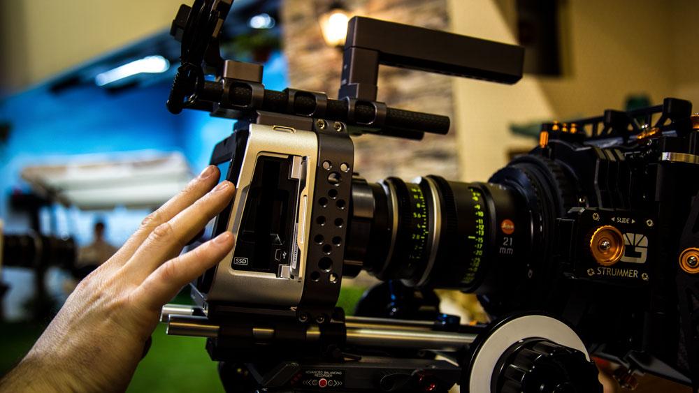 NAB 2013: The Blackmagic Production Camera 4K 14