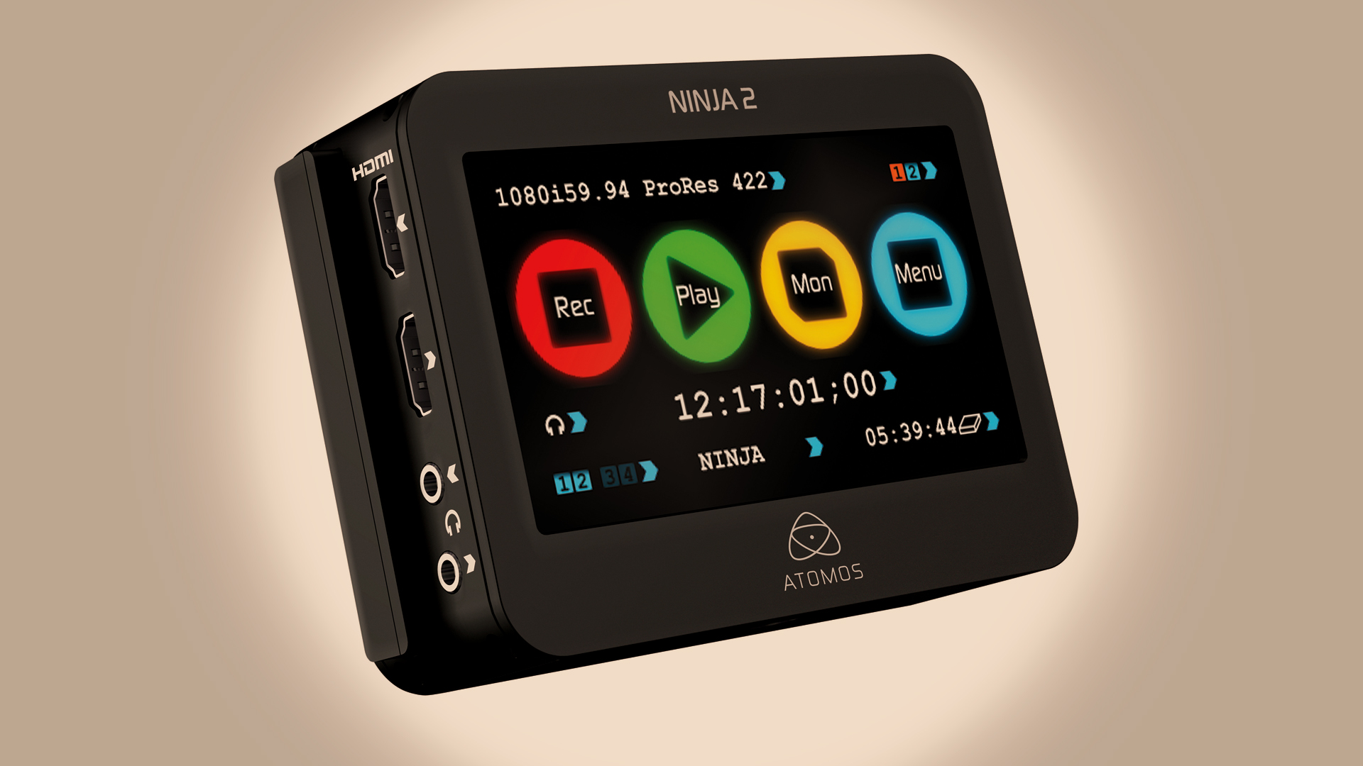 NAB 2013: Atomos Ninja-2 Price Drop & DSLR Support 6
