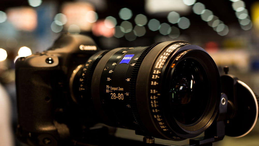 HDSLRShooter at NAB 2013: Carl Zeiss Compact Zoom 28-80 8