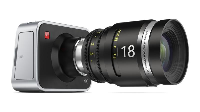 NAB 2013: The Blackmagic Production Camera 4K 15