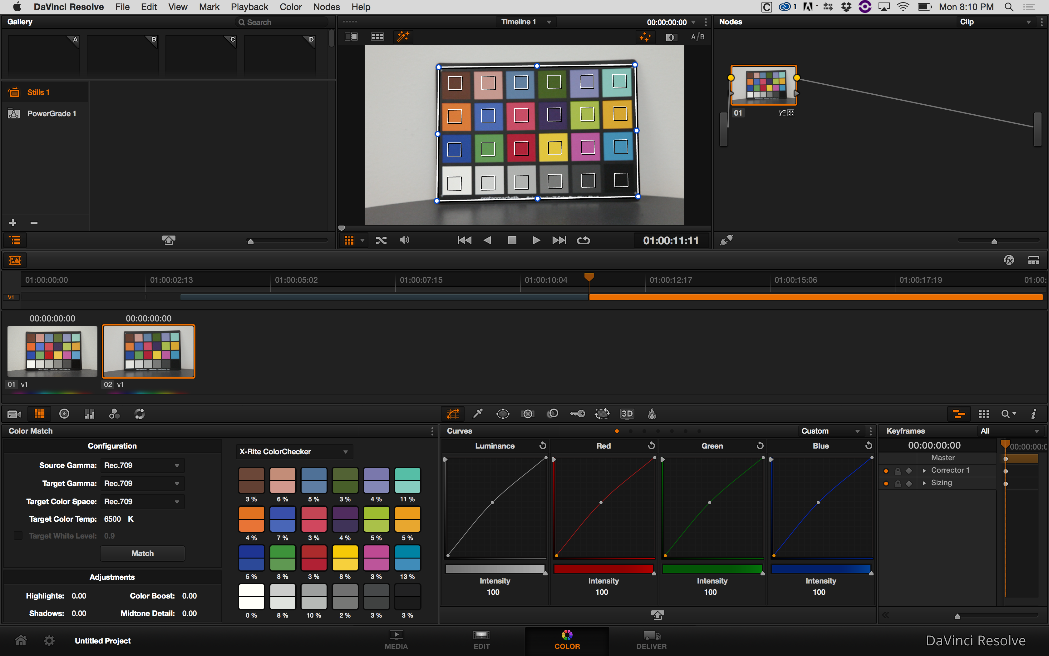 My Top 11 Favorite New Features of Resolve 11 45