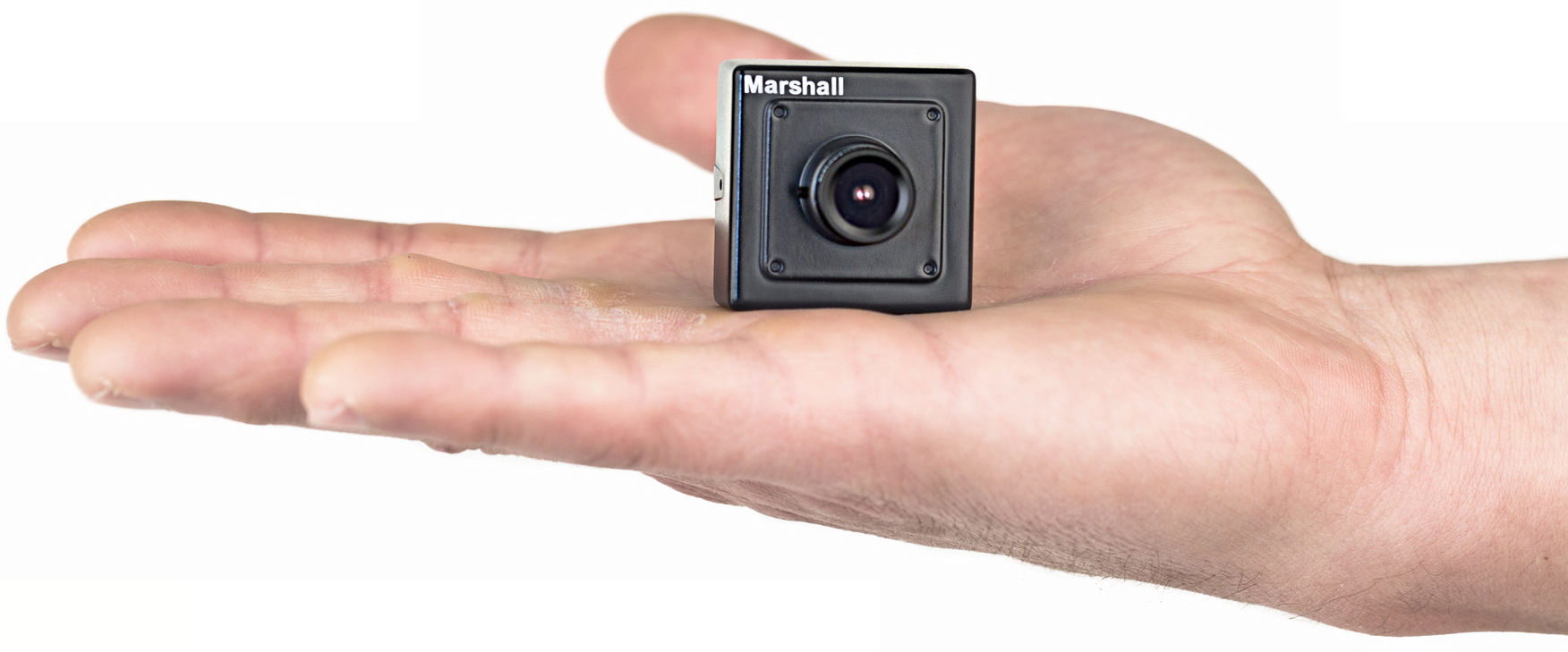 "Marshall Develops Low Cost ""Palm Size"" Broadcast HDSDI Camera 4"
