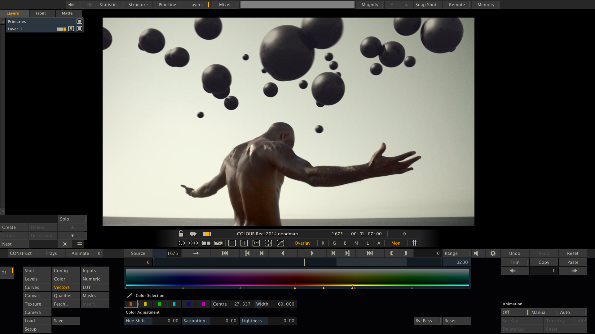 Colour Studio Uruguay Shoots and Scores in Post Production 19