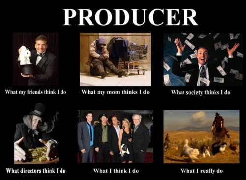 The Producer as Serial Entrepreneur 1