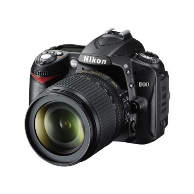 Nikon D90 - nice DSLR that also shoots HD video 3