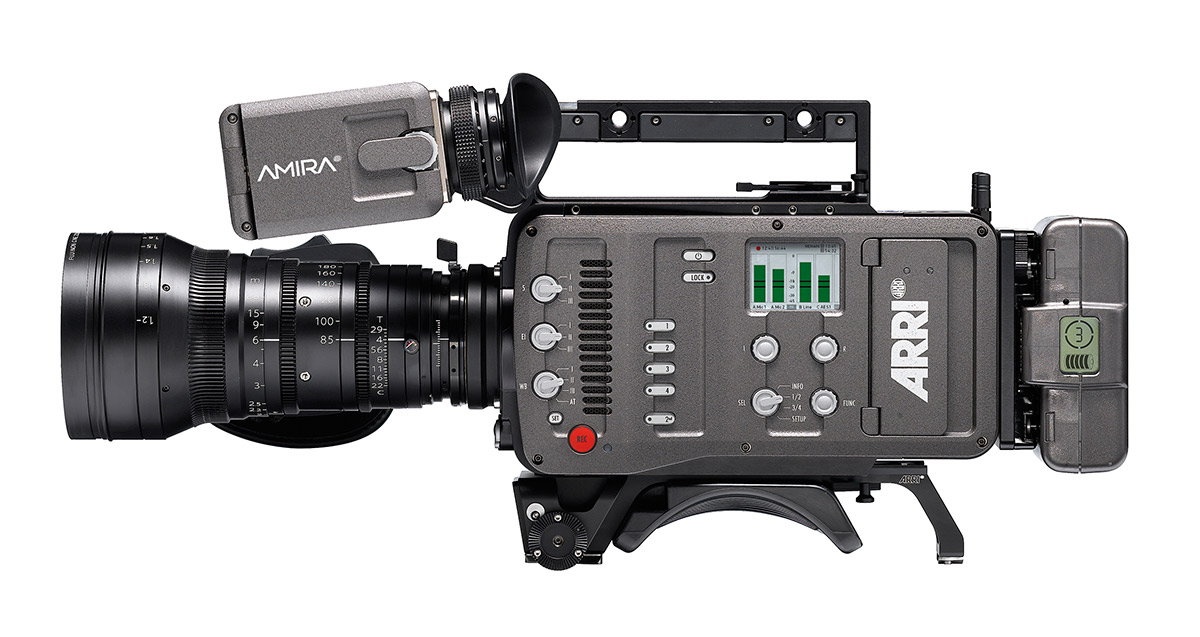 ARRI Unveils New AMIRA Camera At IBC 6