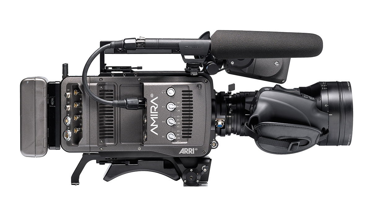 ARRI Unveils New AMIRA Camera At IBC 7