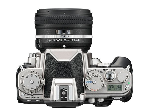Nikon Df Leaks - Retro design gone too far? 8