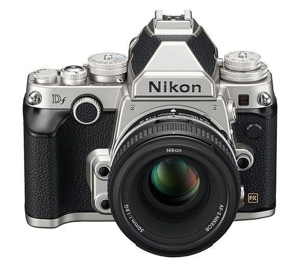 Nikon Df Leaks - Retro design gone too far? 7