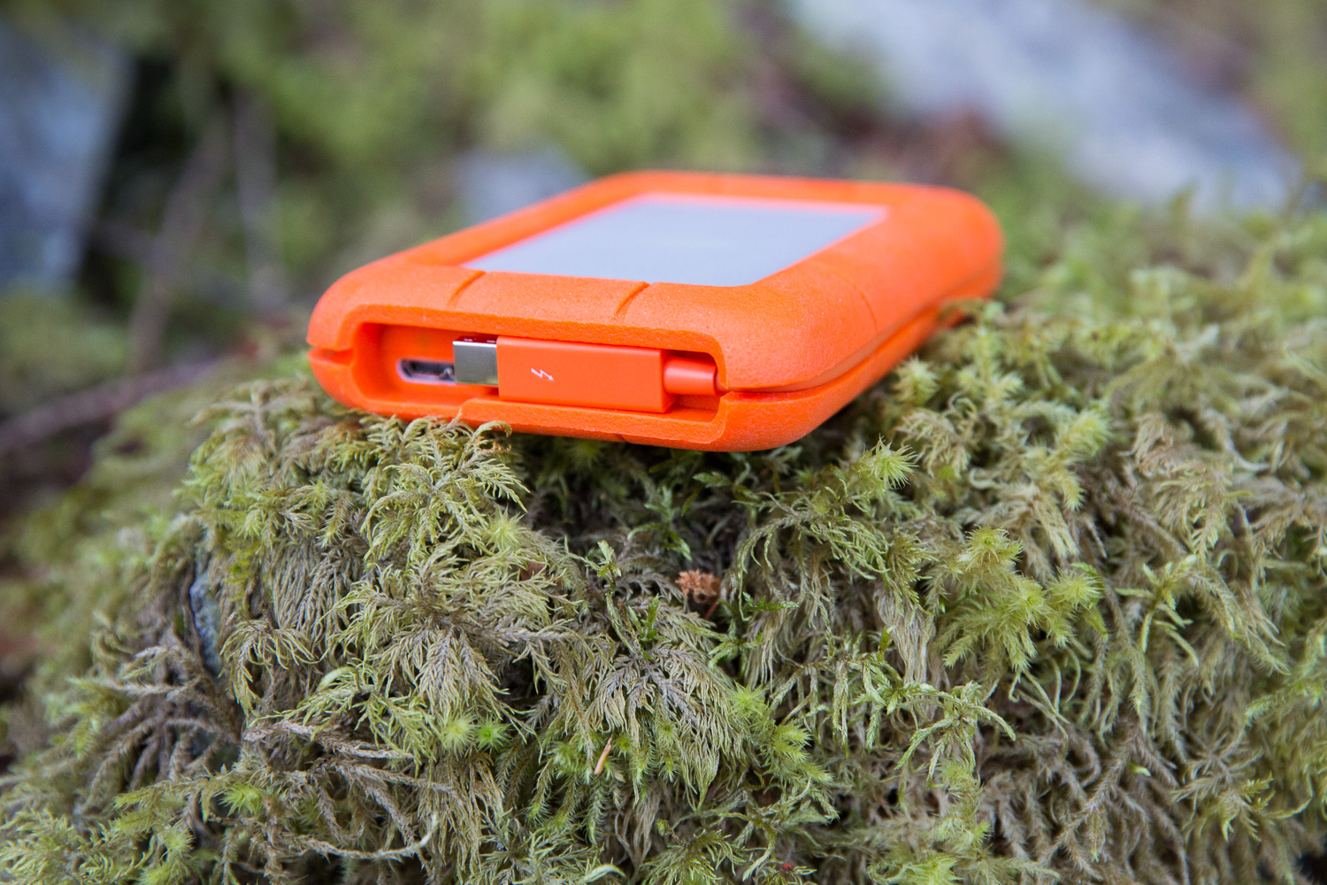 LaCie Rugged Thunderbolt Review 13