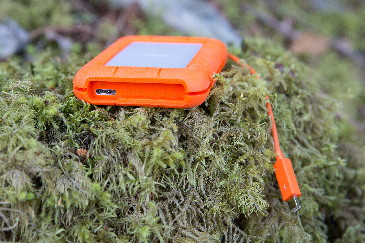 LaCie Rugged Thunderbolt Review 14