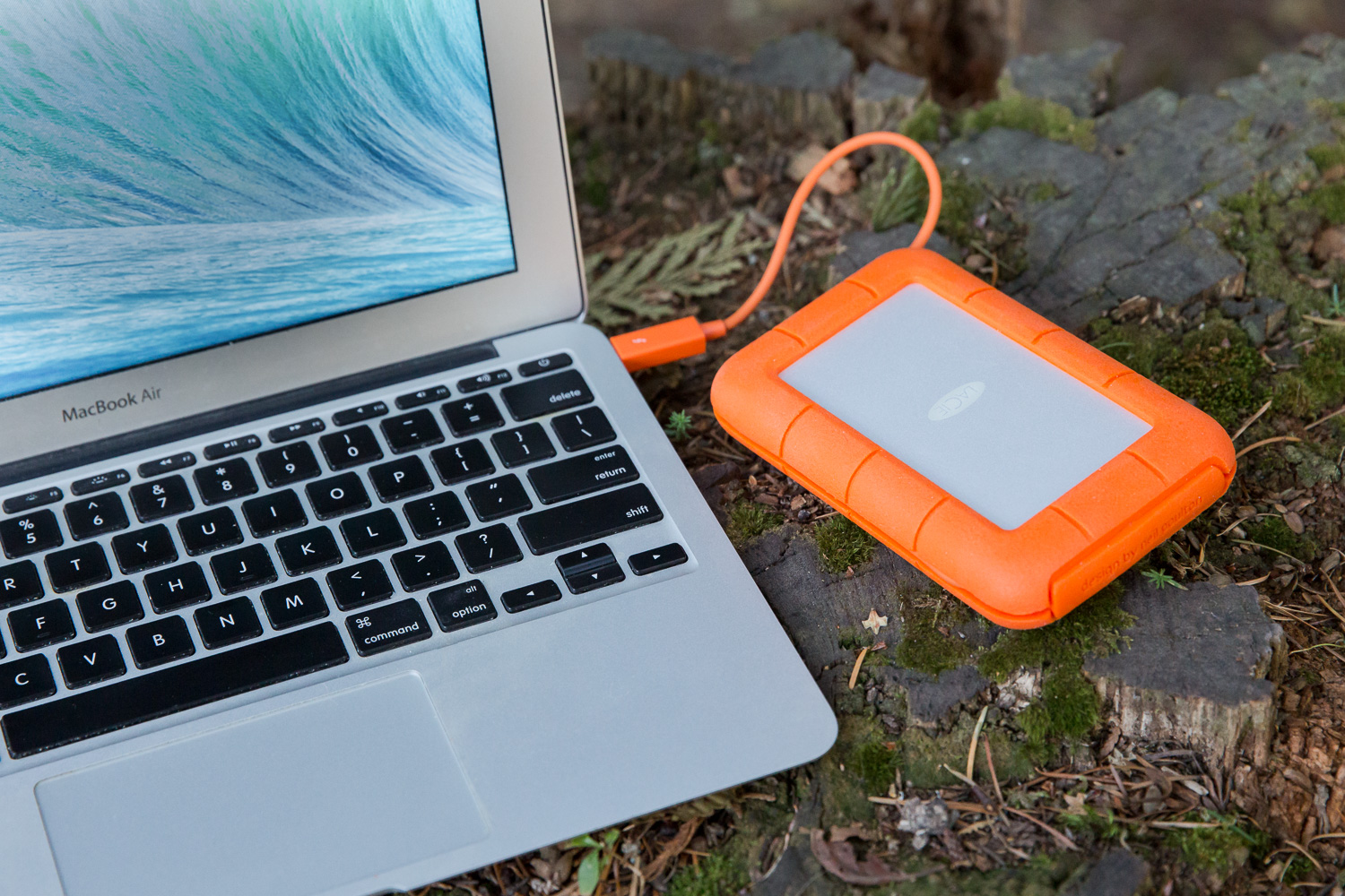 LaCie Rugged Thunderbolt Review 12