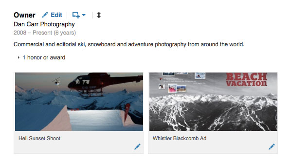 LinkedIn For Photographers 16