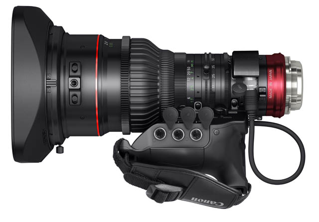 Canon Launches New 17-120 Cine-Servo Lens 15