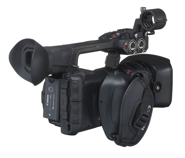Canon Unveils XF200 & XF205 Professional Camcorders 14