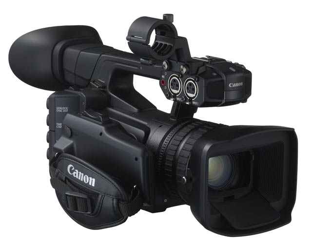 Canon Unveils XF200 & XF205 Professional Camcorders 16
