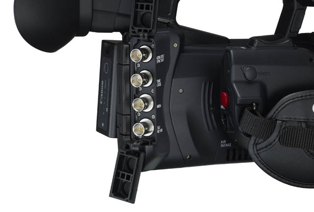 Canon Unveils XF200 & XF205 Professional Camcorders 15