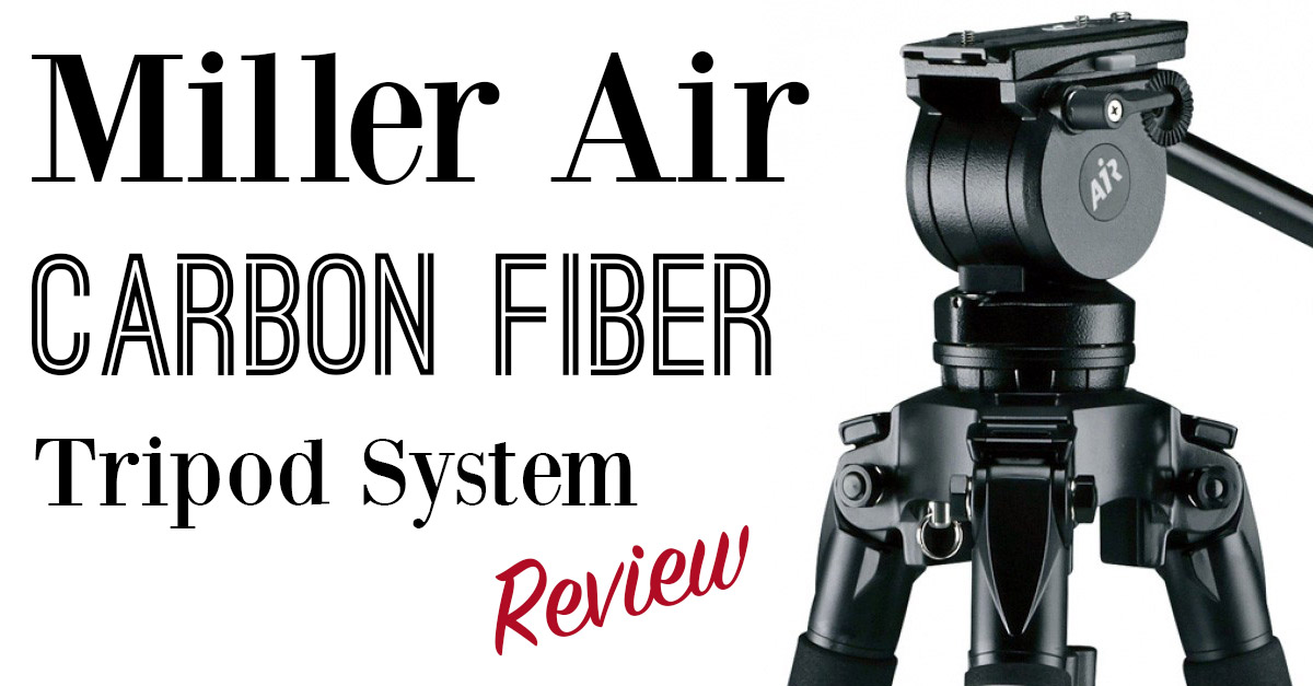 Miller Air Carbon Fiber Tripod System Review 26