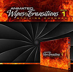Digital Juice Releases First Volume in New Animated Wipes & Transitions Library 4
