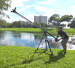 The Industry's First Transformable Camera Jib Offers Near-Steadicam Motion & Freedom 4