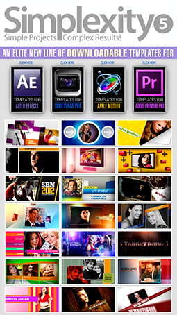 Look Good Fast With All-New Simplexity Projects & Templates Collection 5 4
